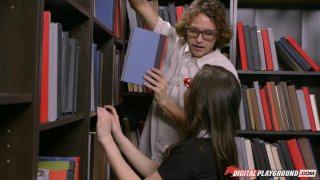 Streaming porn video still #15 from Stuffing The Student