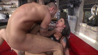 Streaming porn video still #7 from Rocco's Perfect Slaves #5