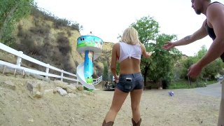 Streaming porn video still #1 from Texas Hoedown