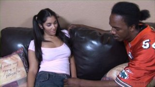 Streaming porn video still #1 from My Daughter Fucking A Cockzilla #3