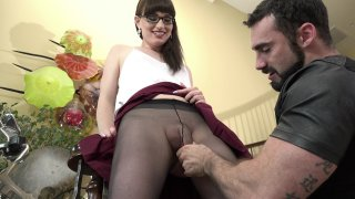 Streaming porn video still #2 from Tranny Hoes In Panty Hose 4