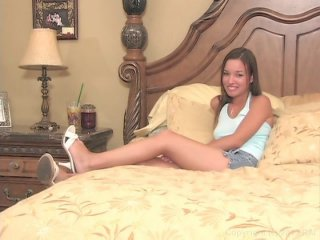 Streaming porn video still #3 from ATK Petite Amateurs Vol. 4