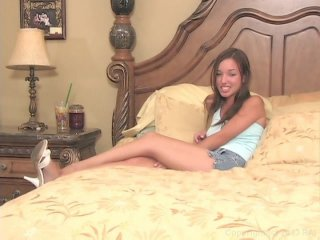 Streaming porn video still #4 from ATK Petite Amateurs Vol. 4