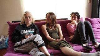 Streaming porn video still #8 from Aiden Riley's Girl Train 3