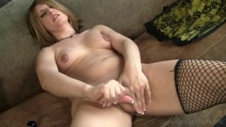 Streaming porn video still #9 from T-Girls Solo
