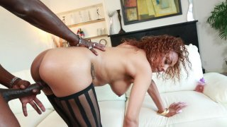 Streaming porn video still #9 from Big Wet Black Tits 4