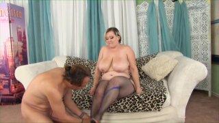 Streaming porn video still #2 from Pretty Fat #5