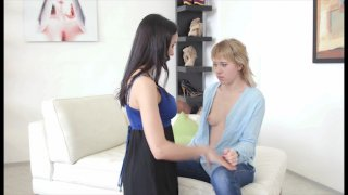 Streaming porn video still #1 from Sex With Our Babysitter
