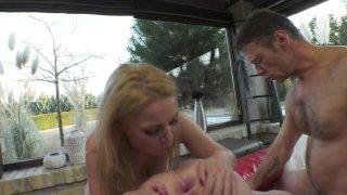 Streaming porn video still #8 from Rocco's Abbondanza #6
