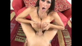Streaming porn video still #9 from Hot Tits Vol. 2