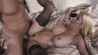 Streaming porn video still #8 from Big Tit Cougars