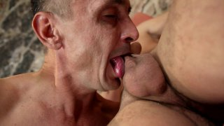 Streaming porn video still #5 from Dirty Old Gay Guys