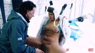 Streaming porn video still #7 from Ski Bums
