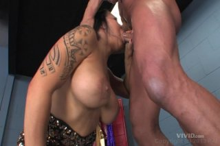 Streaming porn video still #4 from Chyna Is Queen Of The Ring