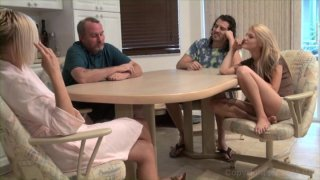 Streaming porn video still #2 from Taboo Family Vacation: An XXX Taboo Parody!