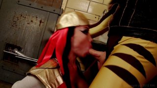 Streaming porn video still #3 from Wolverine XXX: An Axel Braun Parody