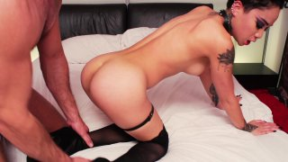 Streaming porn video still #9 from Axel Braun's Inked 3
