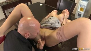 Streaming porn video still #3 from Big Tits At Work Vol. 12