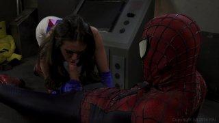 Streaming porn video still #1 from Spider-Man XXX 2: An Axel Braun Parody