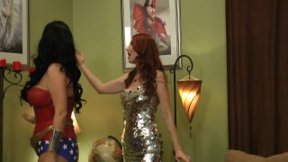 Streaming porn video still #1 from Wonder Woman
