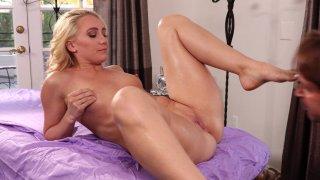 Streaming porn video still #3 from Massage Seductions