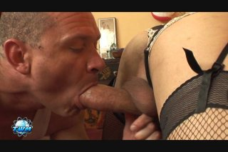 Streaming porn video still #4 from World's Biggest Transsexual Cocks, The