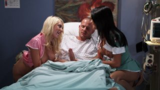 Streaming porn video still #2 from Nurses