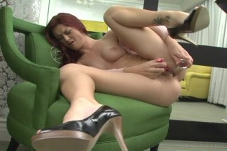 Streaming porn video still #9 from Real Female Orgasms 9