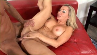 Streaming porn video still #8 from Cougar Vs. Cock #2