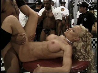 Streaming porn video still #9 from World's Biggest Gang Bang 3: The Houston 620