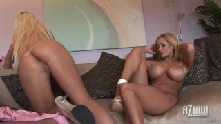 Streaming porn video still #3 from Playful Pussies
