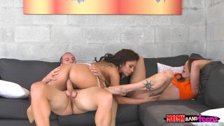 Streaming porn video still #7 from Moms Bang Teens Vol. 23