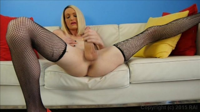 Streaming porn video still #1 from She-Male Strokers 74