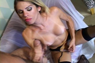 Streaming porn video still #1 from Hard Transsexual Ass Fuck