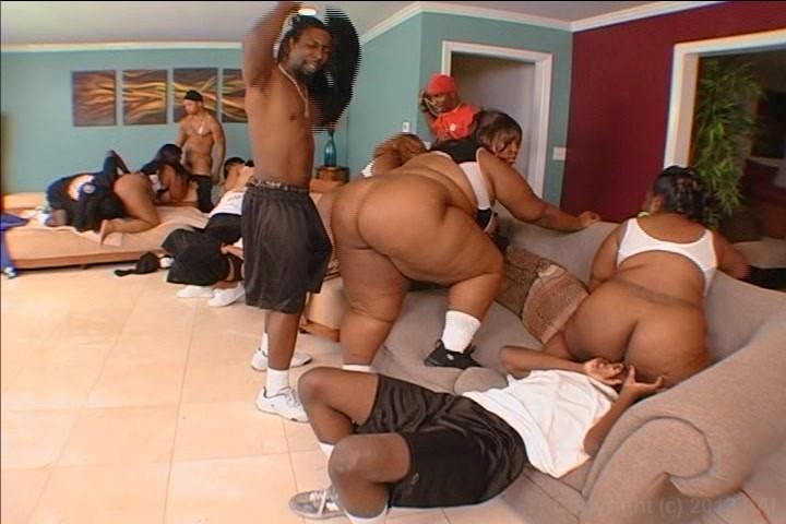 Black freak orgy 2