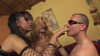 Streaming porn video still #1 from Miss Big Dick Italy
