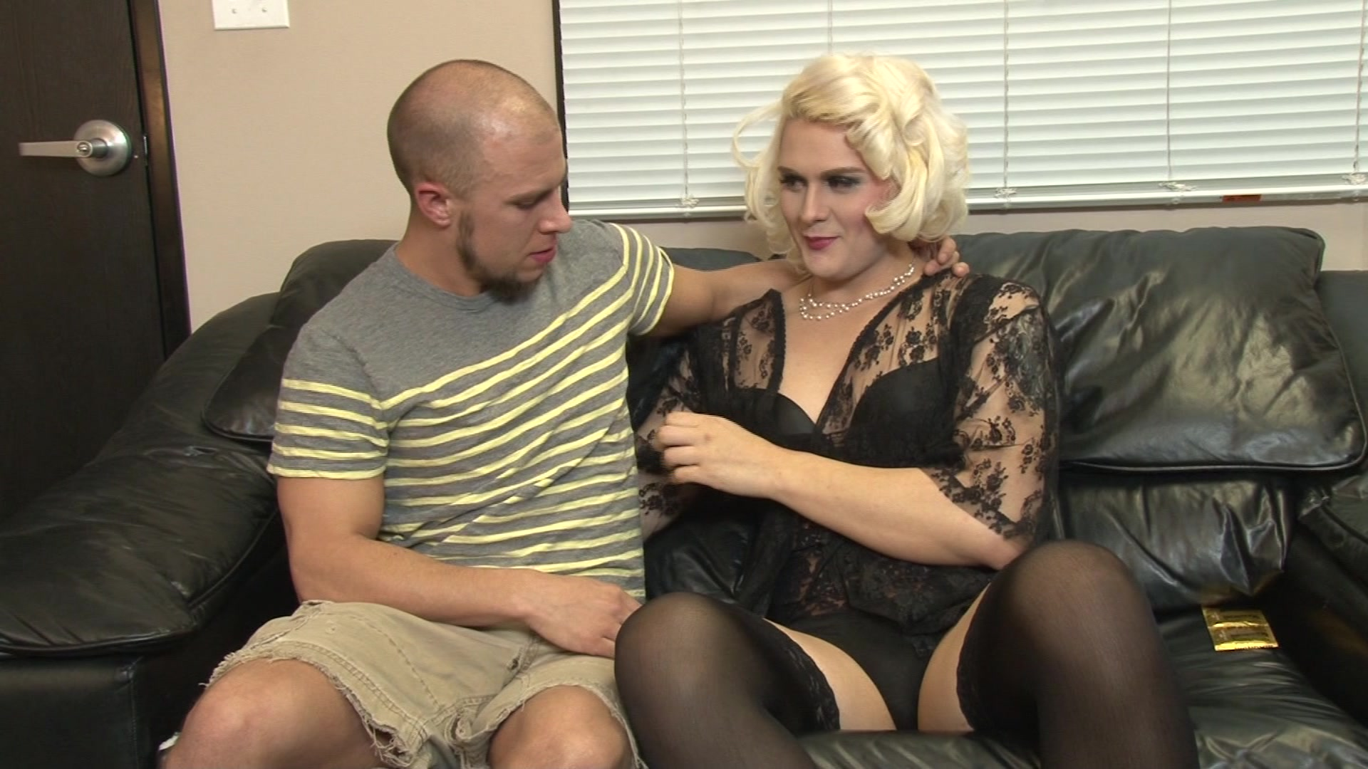 Videos From Tranny Surprise For 107