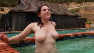 Streaming porn video still #8 from ATK Outdoor Hairy Nudism #2