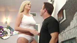 Streaming porn video still #1 from I Love My Sister's Big Tits 7