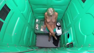 Streaming porn video still #7 from Real Public Glory Holes 3