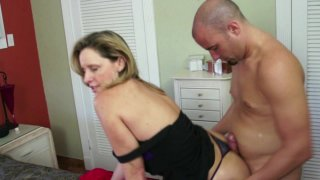 Streaming porn video still #8 from Mother-Son Secrets