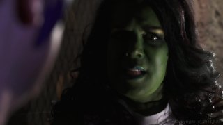 Streaming porn video still #1 from She-Hulk XXX: An Axel Braun Parody