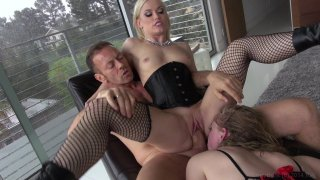 Streaming porn video still #7 from Rocco's Perfect Slaves #4: American Edition