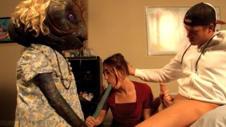 Streaming porn video still #3 from E.T. XXX: A Dreamzone Parody