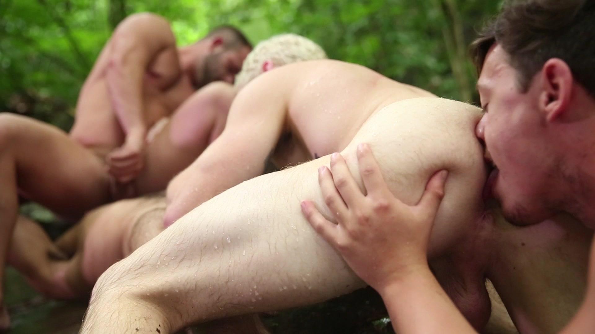 Gay Porn Parody Video