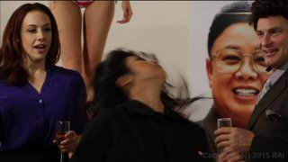 Streaming porn video still #3 from This Ain't The Interview XXX: This Is A Parody