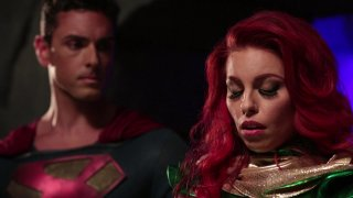 Streaming porn video still #2 from Batman V. Superman XXX: An Axel Braun Parody
