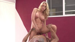 Streaming porn video still #4 from Interracial Massage