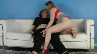 Streaming porn video still #3 from I've Got It Bad For Step-Dad 6