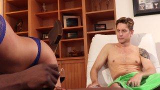 Streaming porn video still #2 from Interracial Cuckold
